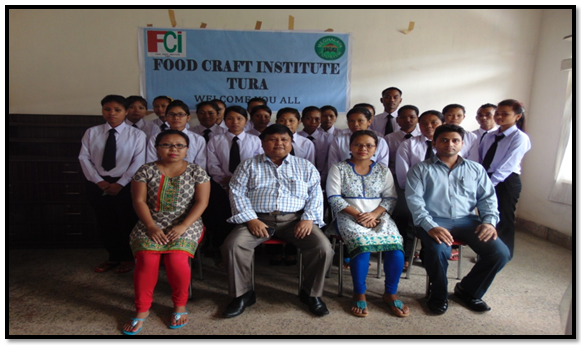 Food and Beverage Service Programme-1st Batch-Photo