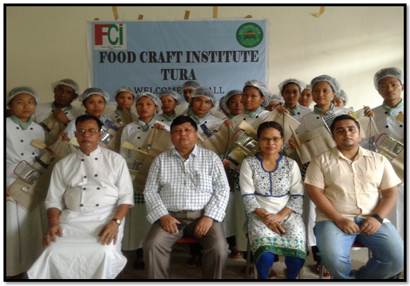 Food Production Programme-1st Batch (Photo)