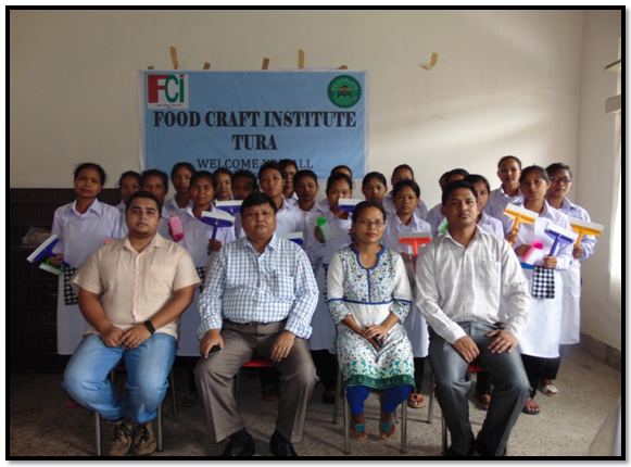 House – Keeping Utility Programme-1st Batch-Photo