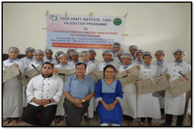 Bakery and Patisserie Programme-2nd Batch-Photo