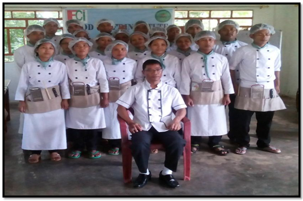 Food Production Programme-2nd Batch-Photo
