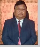 Principal Mr. Kraistone Megam Momin
