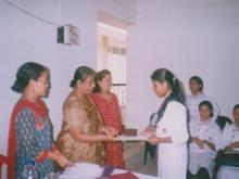 Providing a Graduation Certificate