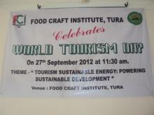 Poster of Word Tourism day
